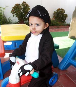 Daniela Ramírez Caballero, una linda Gatita.