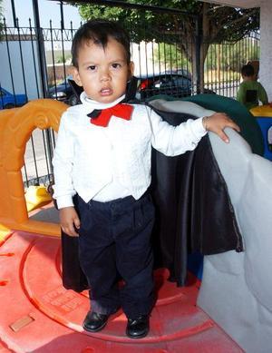 David Hidalgo Esparza, de Drácula.