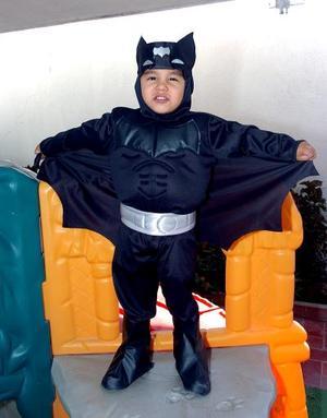 Emiliano Rodríguez Magaña, de Batman