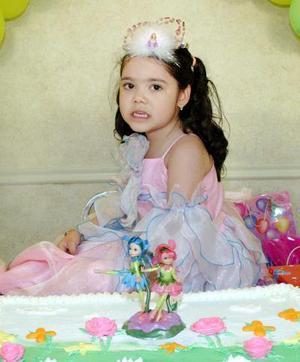 <b>01 de noviembre</b><p> Jéssica Marlene Ocón Aguilar celebró su quinto cumpleaños.