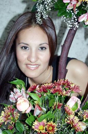 Imna Mariana Borrego García.