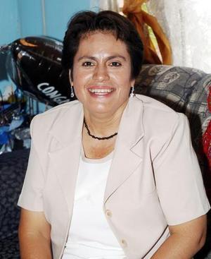 Rafaela Arias celebró su cuimpleaños..