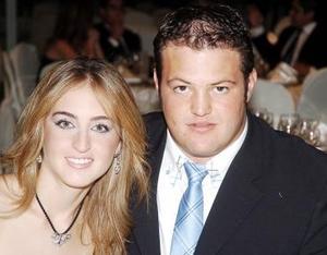 Lizy y Beto Villarreal.