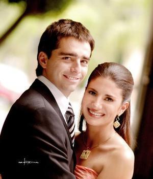 José León Salazar Cuerda y Laura Batarse Murra.