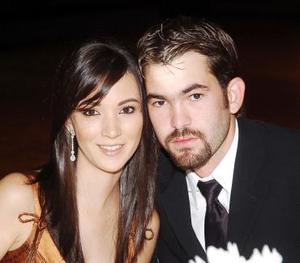 Aurora Gutiérrez de Valdés y Carlos Valdés Bohigas.