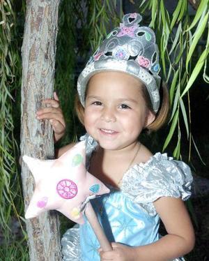 Laisha Yamile Romero González cumplió tres años de vida.