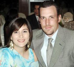 Ana y Ricardo Kientzle.