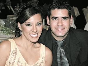 My Yein y Ramiro Padilla.