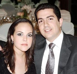 Priscila Hernández y Alejandro Ramos.