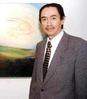 <b>06 noviembre 2005</b><p> Víctor Gallardo presentó su obra en el Museo de la Casa del Cerro.