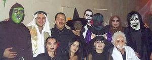 Jorge, Jaime, Armando, Cinthia, Jorge, Alejandra, Antonio, Noé, Carmen, Sara, Leidy  y Jorge Soto.