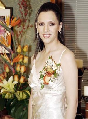 <b>10 de noviembre 2005</b><p> María Eugenia Córdova Muñiz.