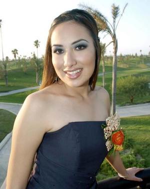 <b>12 de noviembre 2005</b><p>  Priscilla Moreno Anaya.