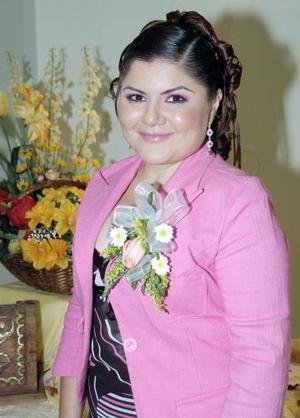 Nayma Hernández Landeros disfrutó de una fiesta prenupcial organizada por Lourdes Landeros y Susana Uvalle