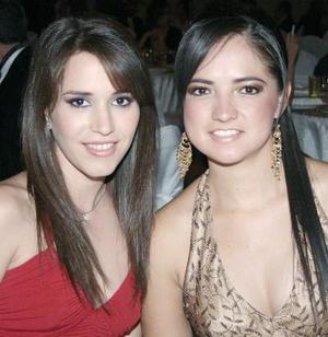 Karla Martínez y Ana Rosa Pérez.