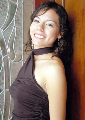 Miriam Gómez, de Tercero A de la Facultad de Derecho de la UAC.