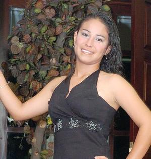 Norma Castro, de Tercero C de la Facultad de Derecho de la UAC.