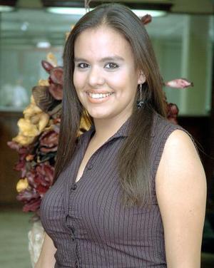 Susana Arredondo, de Tercero D de la Facultad de Derecho de la UAC.