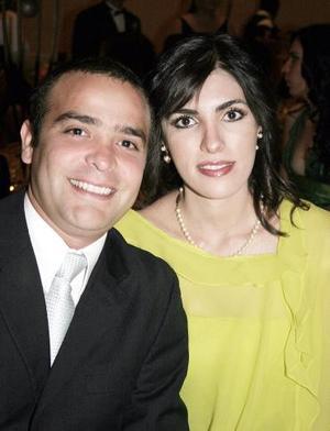 Baltazar Villarreal y Cecilia de Villarreal