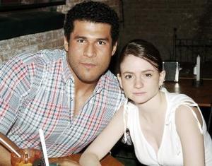 Fernando Chávez y Lorena Soldevilla