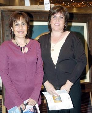 Gabriela y Geogrina González.