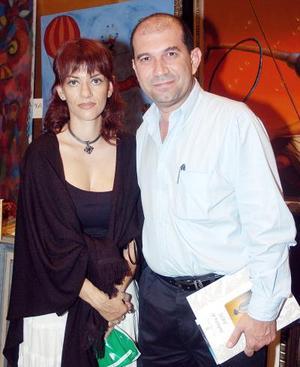 Javier Serhán y Carnie de Sehrán.
