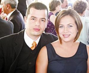 Joaquín y Úrsula Echávez