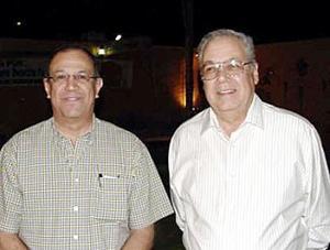 José Sánchez Izquierdo e Ignacio Pámanes Flores.