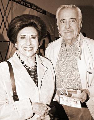 María y Jesús Salas.