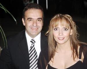 Ignacio Aguilera y Beatriz de Aguilera.
