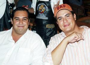 Francisco Meraz y Luis Berteneuf.