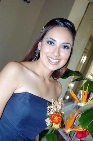 <b>15 de noviembre 2005</b><p> Priscilla Moreno Anaya, disfrutó de una fiesta de despedida de soltera.