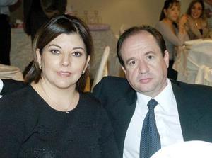Bernardo y Mary Cruz Fernández