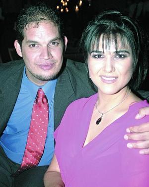 Jesús Gutiérrez y Mónica Z. de Gutiérrez.
