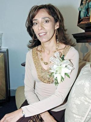 Adriana Pedroza Hernández.