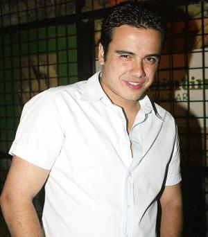 Ángel Ramos Suárez, en pasado festejo.