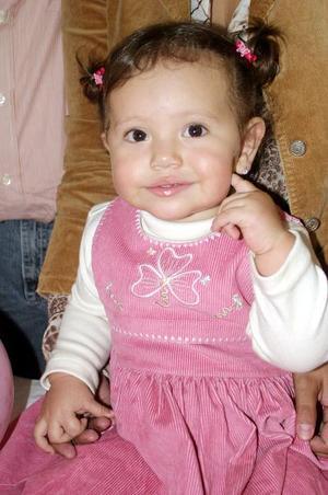 Andrea Odriozola Ávila captada el día de su cumpleaños.