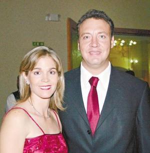 Susana y Sergio González.