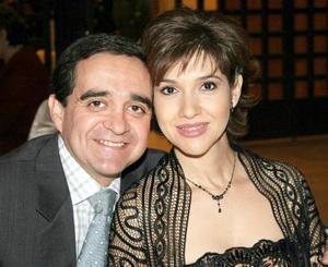 Manuel E. y Ana Gabriela de Aguirre.