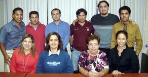 Asociación de ex alumnos de la Ibero.