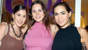 Gaby Díaz de León, Any Ochoa y Ale Soltero.