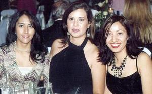 Minerva García, Cynthia de la Cruz y Romelia Yáñez2.