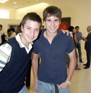 Jorge  y Carlos Martínez.
