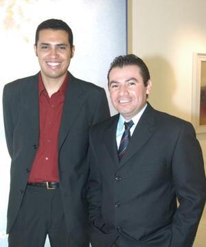 José Alvídrez y Arturo Dena.