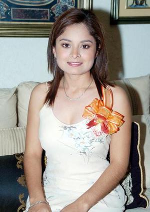 Daniela de Santiago Chávez disfrutó de una amena despedida de soltera en días pasados.