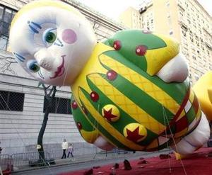 Según las directrices establecidas para esta celebración, los globos deben regresar a tierra si el viento alcanza los 37 kilómetros por hora.