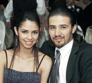 Amine Gómez y Juan Carlos Jaime.