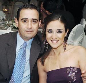 <b>24 de noviembre 2005</b><p> Pedro Fernández y Paola Pámanes.
