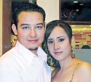 José Antonio Benítez Castañeda y Dahlia Morado Campos.