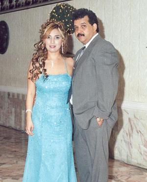 Rosy Gamón Aguilar y Raúl Sánchez Vitela.